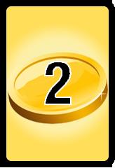 Wheel of Cash raffle Bonus board- number 2