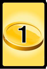 Wheel of Cash raffle Bonus board- number 1