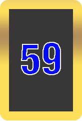 Buy a Wheel of Cash raffle- number 59