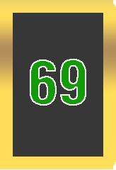 Buy a Wheel of Cash raffle- number 69