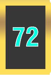 Buy a Wheel of Cash raffle- number 72